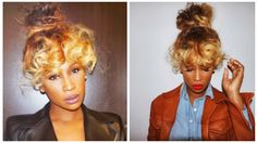 Buns and bangs were my go to style for much of the nineties and I am happy to report that they are still a thing. The above picture from Instagram it girl @ishateria has been everywhere, for one her color is amazing and we love the simple yet funky style. Check out 7 more women Click to continue...