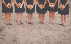 The Bridesmaids // by Andrew Hodgson