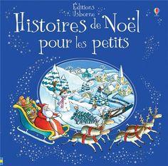 Histoires de Noël pour les petits - Usborne - Les lectures de Liyah,des 3ans