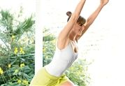 6step total body workout - power lunges