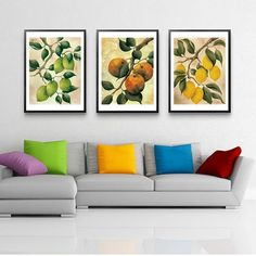 Vintage Chinese Style Apple Fruits Poster Art Print Canvas Painting Dining Room Decoration Wall Art Picture For Kitchen No Frame Dining Room Wall Art, Kids Room Wall Art, Living Room Art, Kitchen Art Prints, Kitchen Wall Art, Kitchen Decor, Pictures For Kitchen Walls, Wall Art Pictures, Minimalist Dining Room
