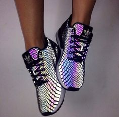 Adidas Zx Flux Xeno Reflective Limited 3m