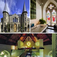 Church Bells To Doorbells: 8 Churches Turned Into Homes