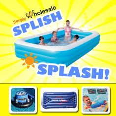 There are plenty of ways to cool off in the hot Australian sun, but how do you keep the family cool and healthy in the summer heat? Simply Wholesale have some top tips to keep you cool as a cucumber.  http://www.simplywholesale.com.au/blog/splish-splash/