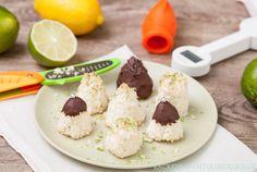 Rezept für saftige Kokosmakronen - Leichter kochen mit WIE EINFACH! - Schöne Sachen, die das Leben einfach machen.