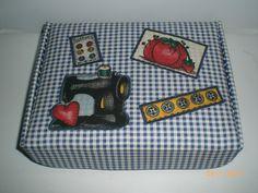 Caja para costura