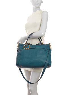 Gucci GG Buckle Bag - Teal - ideel.com :: $1030