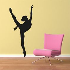 Ballerina – Wall Stickers