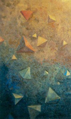 PAUL SERUSIER-Triangles