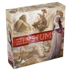 Elysium - The new hotness right now. I hope it lives up to the hype. *edit* it is very interesting and a lot of fun to play.