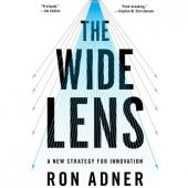 The Wide Lens: Ron Adner, a professor at Dartmouth's Tuck School of Business, explains how to map relationships among all constituents who touch your brilliant idea and evaluate their ability and willingness to deliver. Even if an innovation benefits your customers, it could flop if it negatively affects a partner.