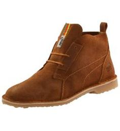 PUMA Wilderness Collection Terrae Mid Africa Boots in chocolate brown