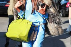 Green Bag and Furr