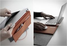 iPad/Macbook Felt Case $44