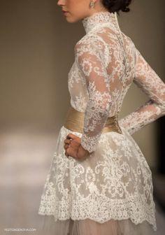Vestido de Noiva/ Bridal Gown: Maison Kas   Acessórios: Casa Vasconcellos   Fotos: Layla Eloá, exclusivo para o vestidadenoiva.com