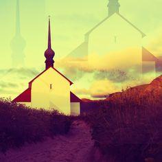 Ervika surf chapel