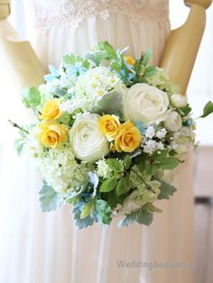 Green Wedding, Floral Wedding, Summer Wedding, Wedding Colors, Pale Yellow Weddings, Floral Style, Floral Design, Pretty Wallpapers, Flower Bouquet Wedding
