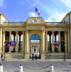 Court of Honour, Palais Bourbon, Paris 7e