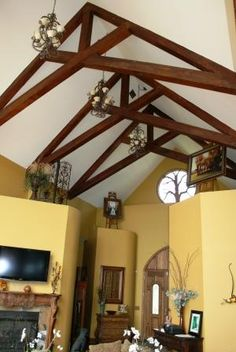 Timber Frame Truss Designs | Timber Trusses and Design | Ideas for ...