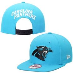 Every fan needs a Carolina Panthers hat to show off that team pride! The basic design of this simple yet stylish 9FIFTY hat features an embrodiered team logo for a great game day look.