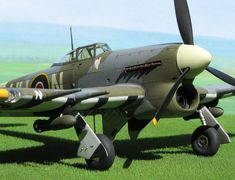 Hawker Typhoon.