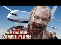 The Walking Dead Zombie Plane Stand Alone Special Coming!