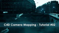 In part one of this tutorial, I show you how to set up a camera projected scene in Cinema 4D using a photograph. then in part two I show you how to Using the External…