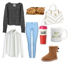 """Cold Winter Day"" by lily264 ❤ liked on Polyvore"