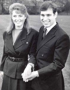 Iconic weddings: Prince Andrew and Sarah Ferguson - Photo 1 | Celebrity news in hellomagazine.com