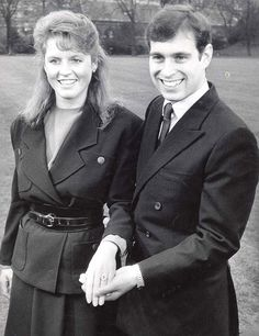Iconic weddings: Prince Andrew and Sarah Ferguson - Photo 1 | HELLO!