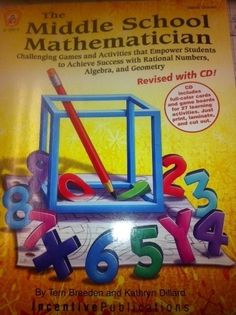 Middle School Math resources.