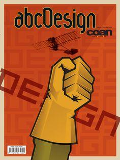 Capa da edição 16 da Revista abcDesign