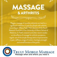 To book appointment  https://squareup.com/appointments/book/8KRR377JQV073/truly-mobile-massage #MassageTreatment