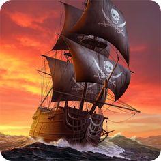 Tempest: Pirate Action RPG APK    http://craze4android.com/tempest-pirate-action-rpg/    #TempestPirateActionRPG #apk #android #free #craze4android