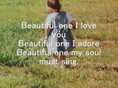BEAUTIFUL ONE ~ Jeremy Camp