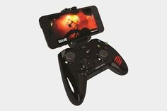 Mad Catz Micro C.T.R.L.i Mobile #Gamepad ☑ Officially Apple Certified  ☑ Multiplayer Support ☑ Extensive Battery Life ☑ Travel Ready ☑ Fantastic Big-Screen Gamer