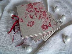 Cartonnage - Ma corbeille C &… - De linge ancien... - Toc, Toc, Toc... - Collection de… - Noël de roses... - L'Atelier Cerise et Lin