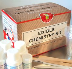Edible Chemistry Kit by Copernicus Toys - $16.95