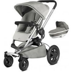 Juego de e ruedas Quinny para carrito de beb/é gris gris Talla:grande
