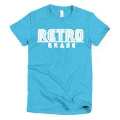 CORE COLLECTION Short sleeve women's t-shirt  #she #we #he #cool #video #sega #videogames #geeks #nerdy #cartoons