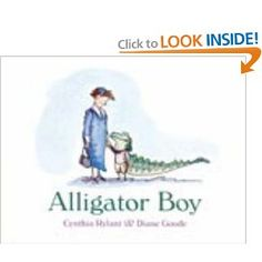 A boy is just plain tired of being a boy. So, he becomes an alligator--and it suits him just fine! His worried mother is comforted by the vet, who reassures her that all will be well, as long as the young alligator boy continues to attend school, of course. Whether scaring the class bully with his commanding grin or singing from his impressive snout in the choir, this brand-new lizard is ready to live his life with great green gusto.
