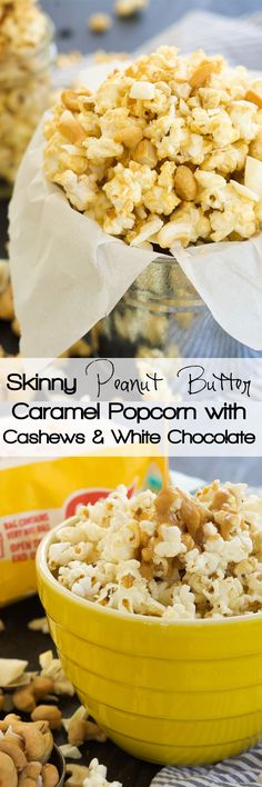 ... and white chocolate buttercream caramel corn caramel corn caramel corn