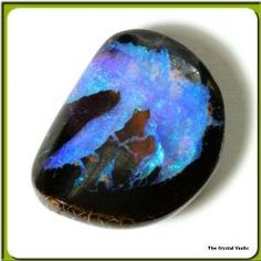 Boulder Opal was first discovered in Queensland, Australia in 1872