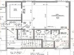 Floor plans are designed in 2D that way people can see it as a whole rather than just room by room.