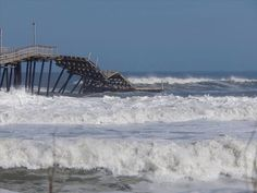 Rodanthe Pier is in need of help! | OBX Connection Message Board