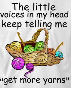 Hand Crochet Knitting Beachwear and Winterwear by QueenBeachwear Knitting Quotes, Knitting Humor, Crochet Humor, Knitting Stitches, Knitting Yarn, Knitting Projects, Knitting Patterns, Funny Crochet, Happy Signs