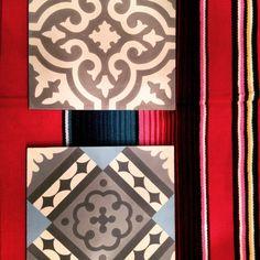 5 cementowe plytki marokanskie kafelki z meksyku urzadzanie wnetrz etniczne mieszkanie interior design ethnic apartment concrete morrocan tiles mexico style santa fe home kolory maroka