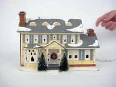 The Griswold Holiday House - 4030733 | Original Snow Village | Villages | Department 56