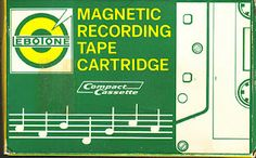 Magnetic Recording Tape Cartridge, just in case you forget what it is.