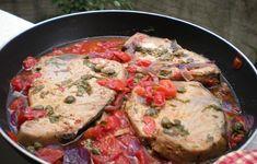 La ricetta perfetta per cucinare il tonno? Ecola. Ce la racconta Salvo Schiavone http://www.ditestaedigola.com/tunnina-alla-siracusana/